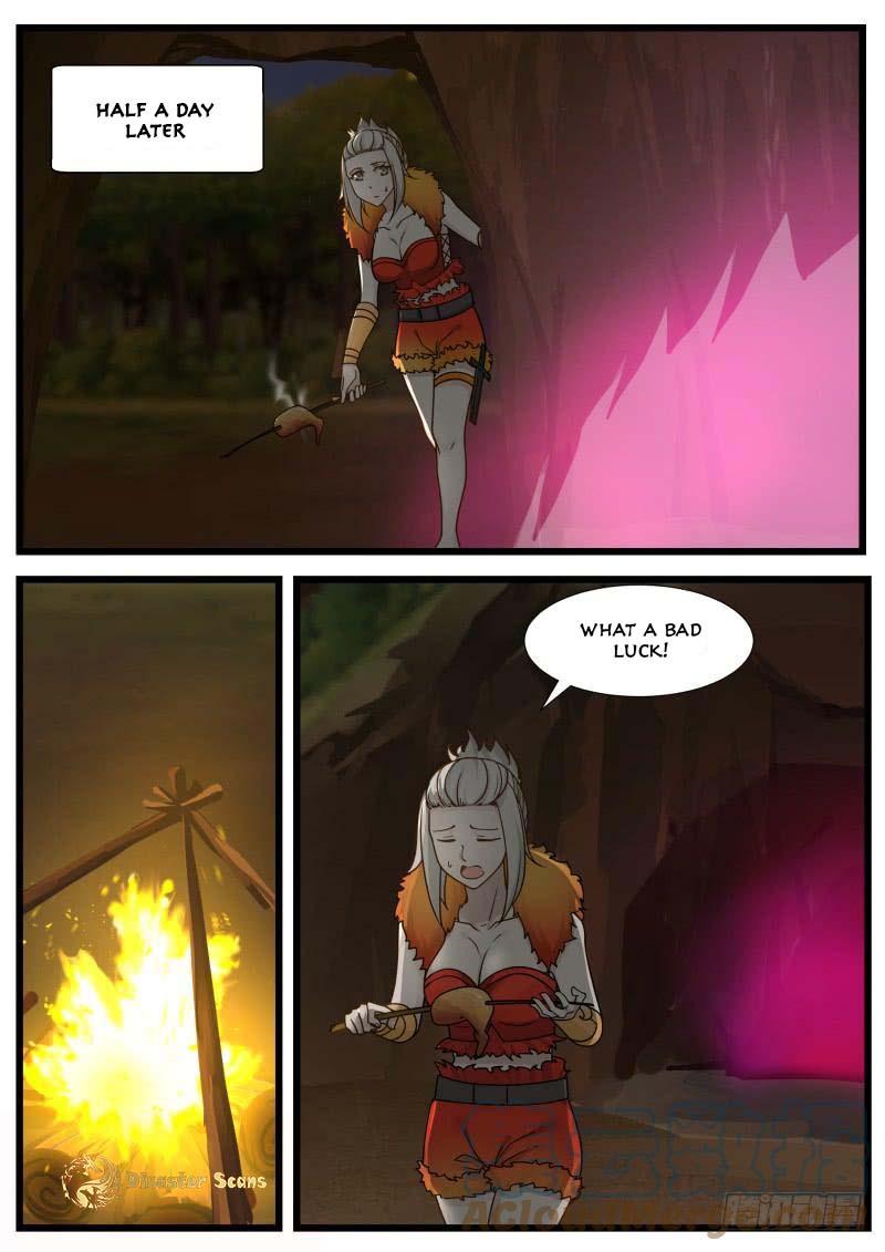 Martial Peak - chapter 198-eng-li