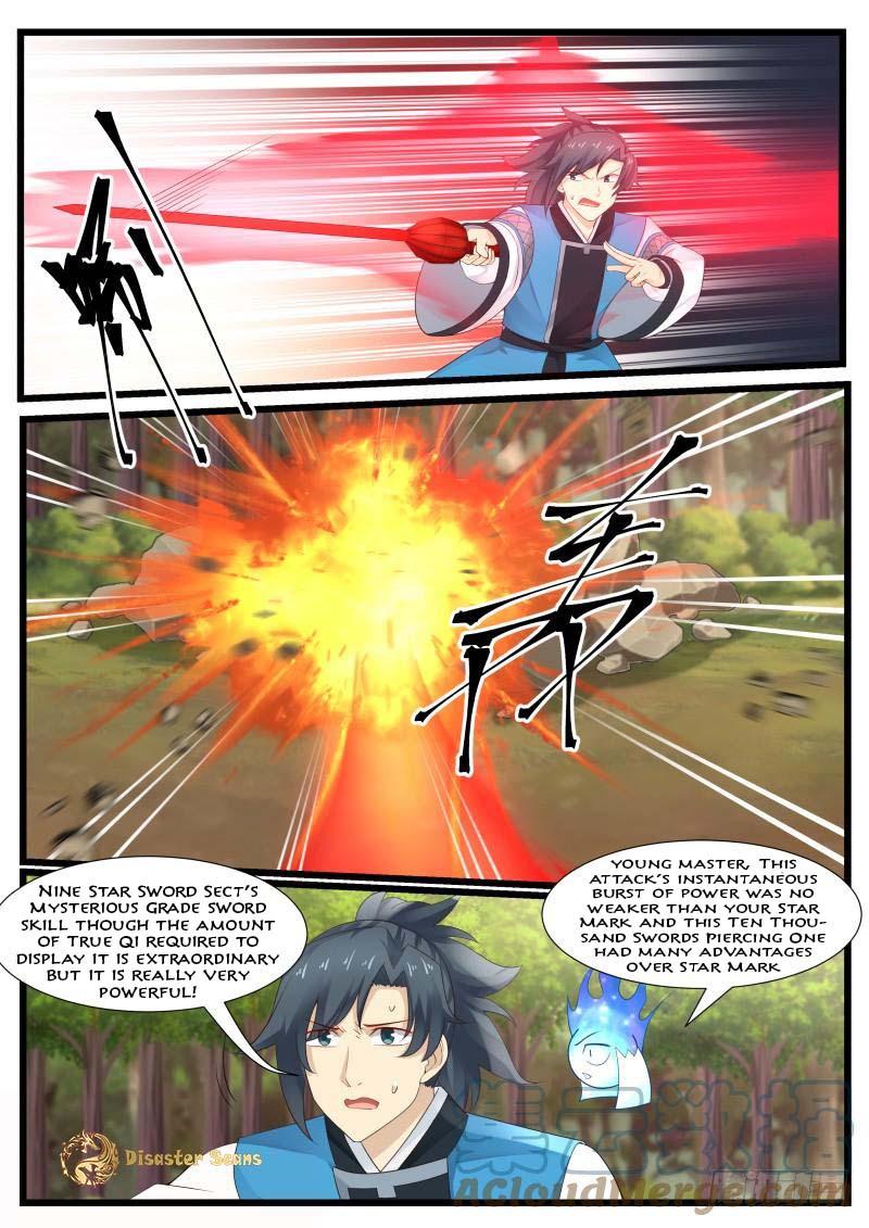 Martial Peak - chapter 199-eng-li