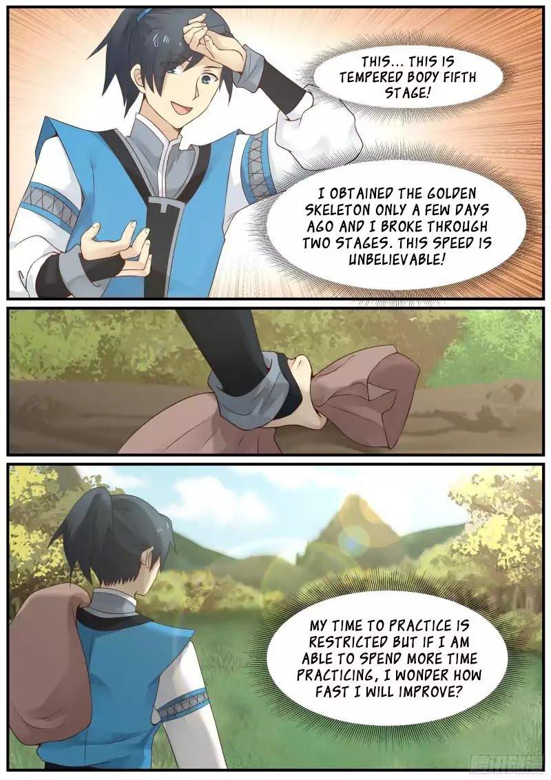 Martial Peak - chapter 20-eng-li