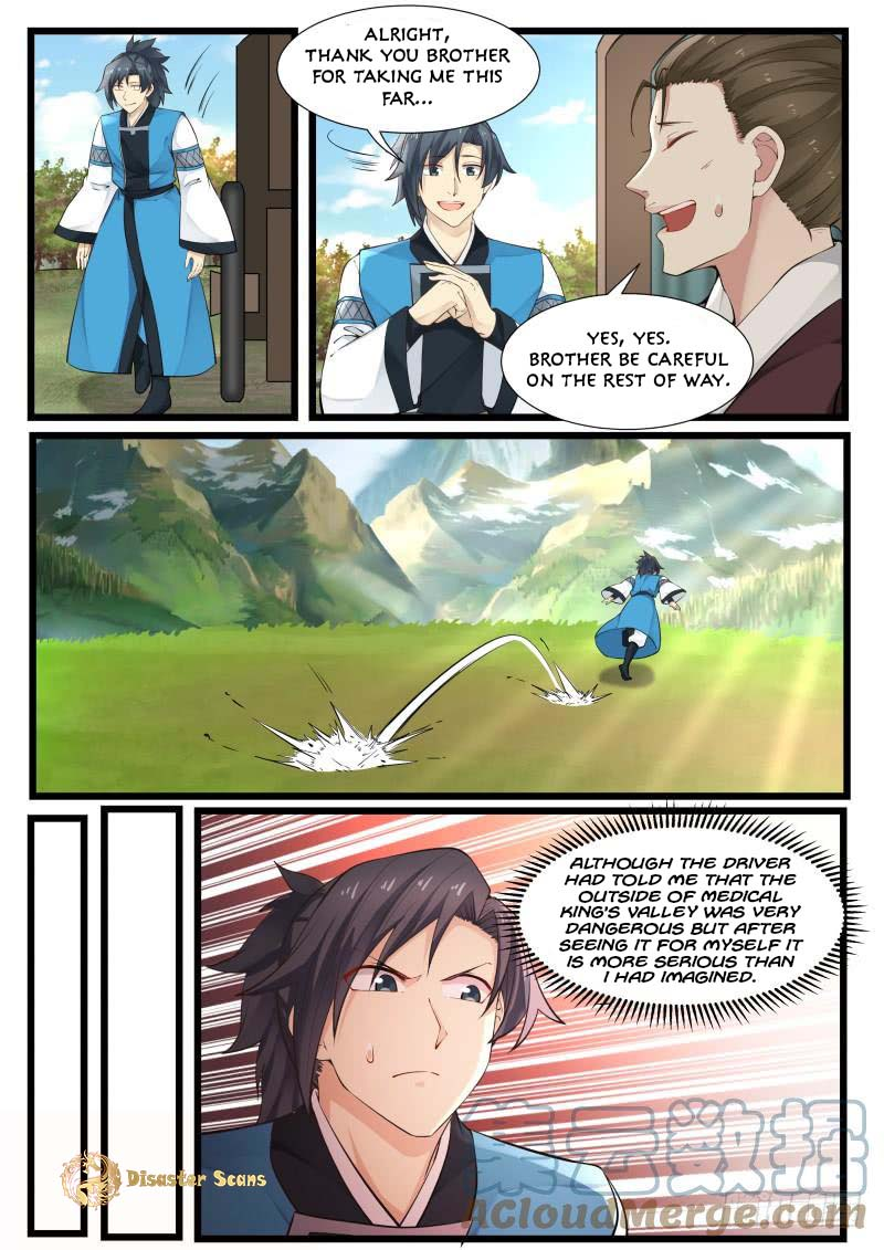 Martial Peak - chapter 200-eng-li
