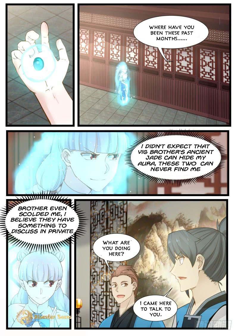 Martial Peak - chapter 204-eng-li