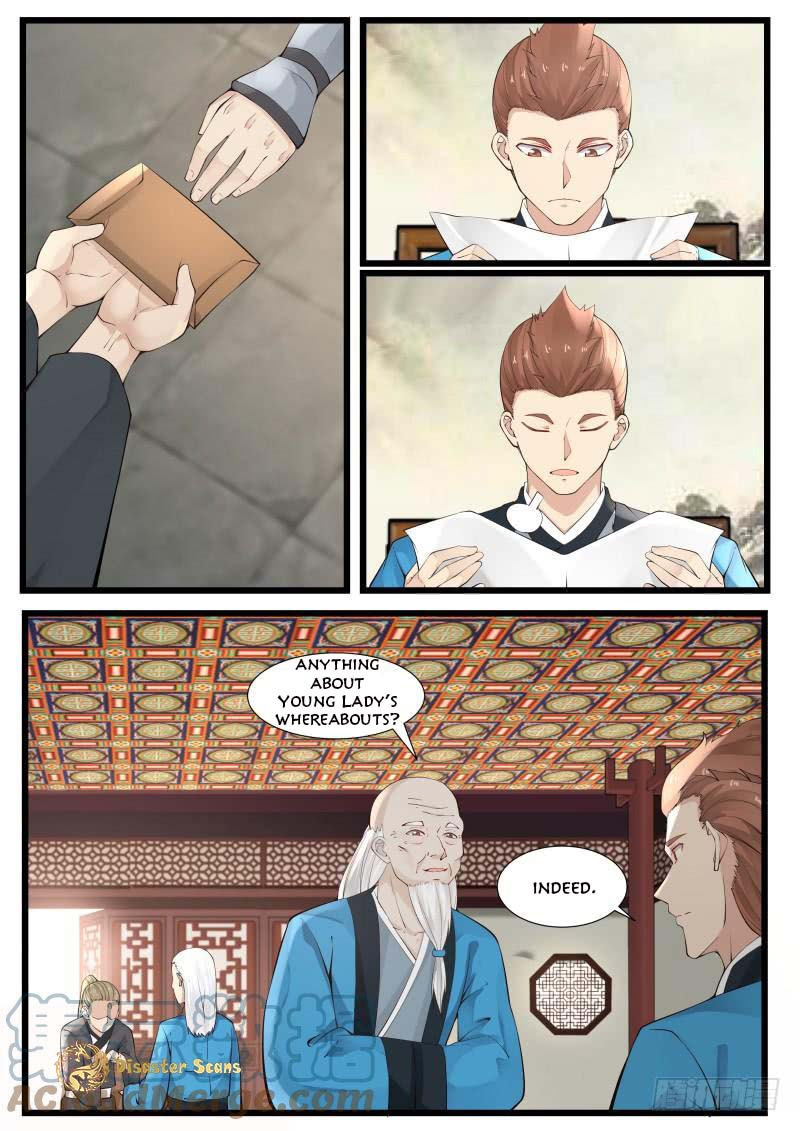 Martial Peak - chapter 206-eng-li