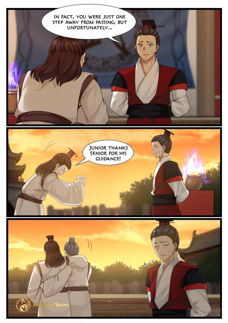 Martial Peak - chapter 209-eng-li