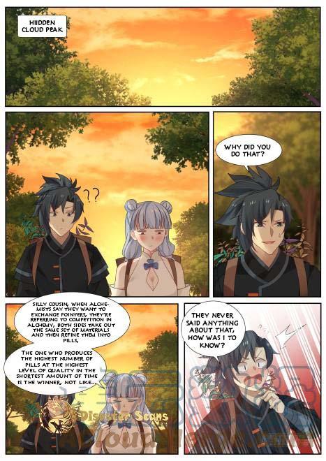 Martial Peak - chapter 215-eng-li