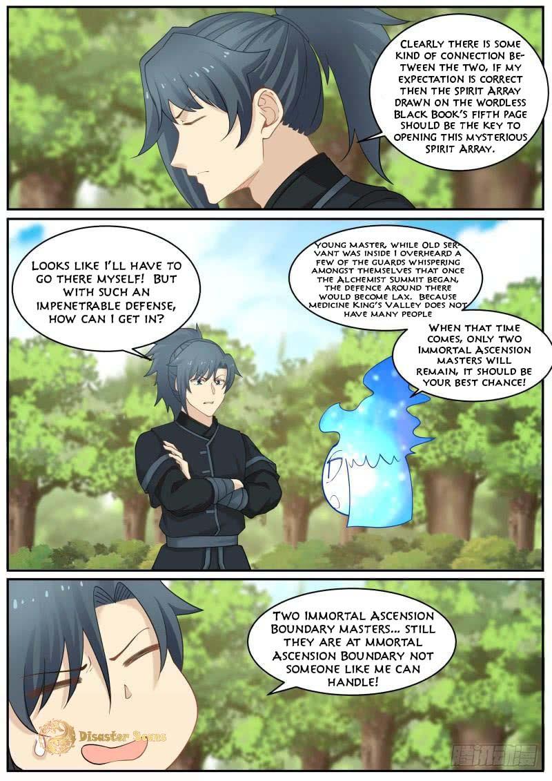 Martial Peak - chapter 222-eng-li