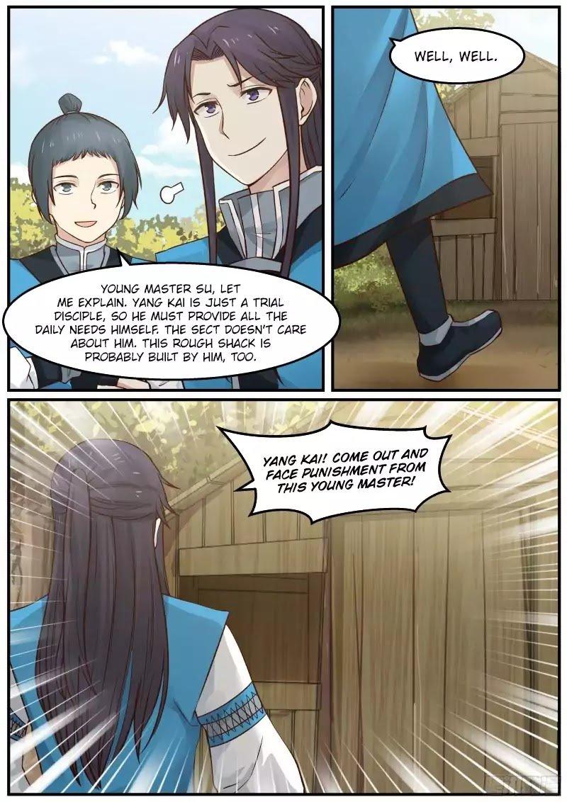 Martial Peak - chapter 23-eng-li