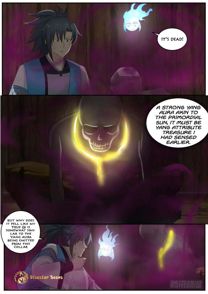 Martial Peak - chapter 232-eng-li