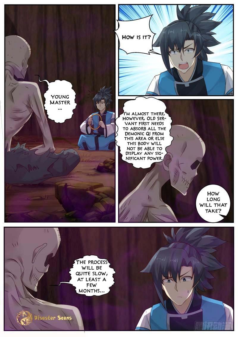 Martial Peak - chapter 233-eng-li