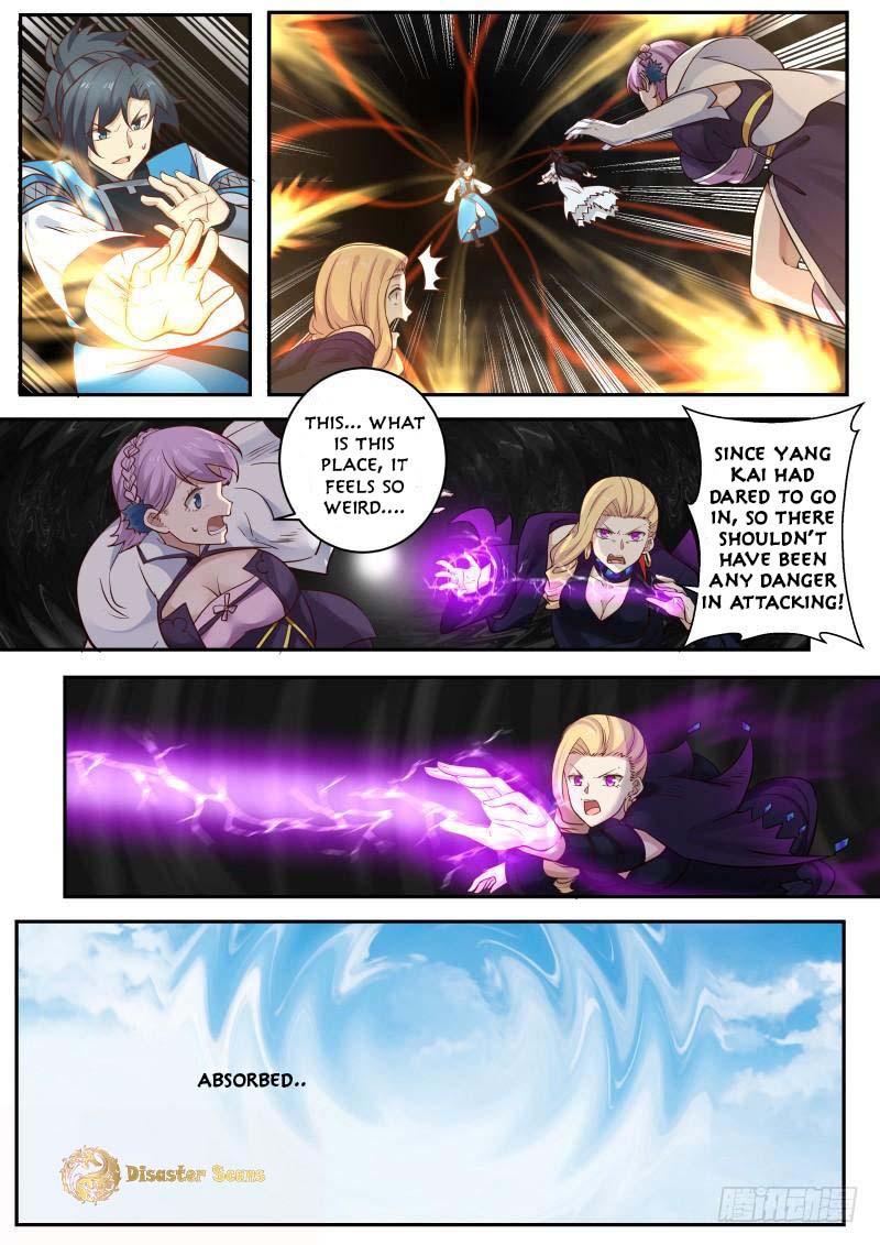 Martial Peak - chapter 236-eng-li