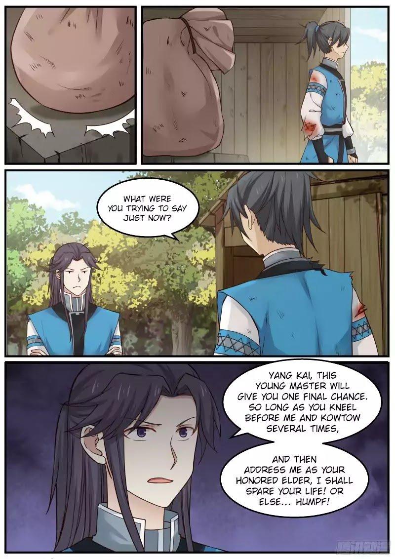 Martial Peak - chapter 24-eng-li