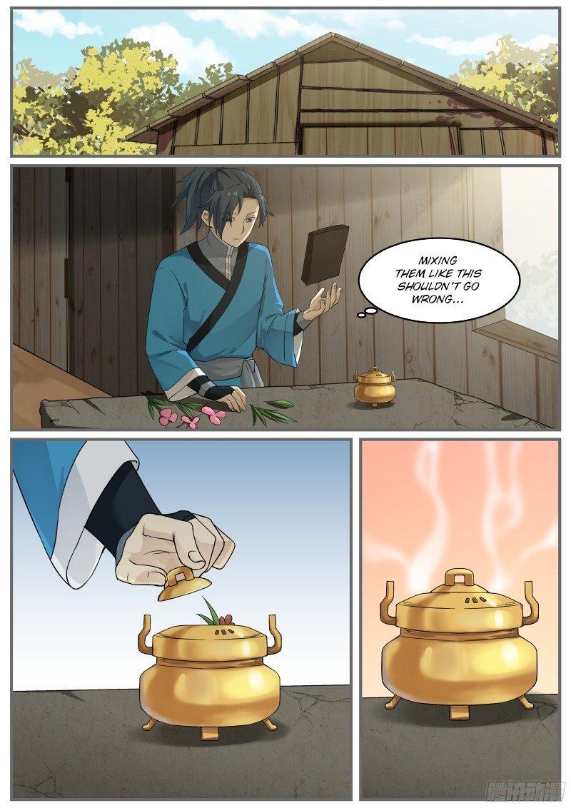 Martial Peak - chapter 26-eng-li
