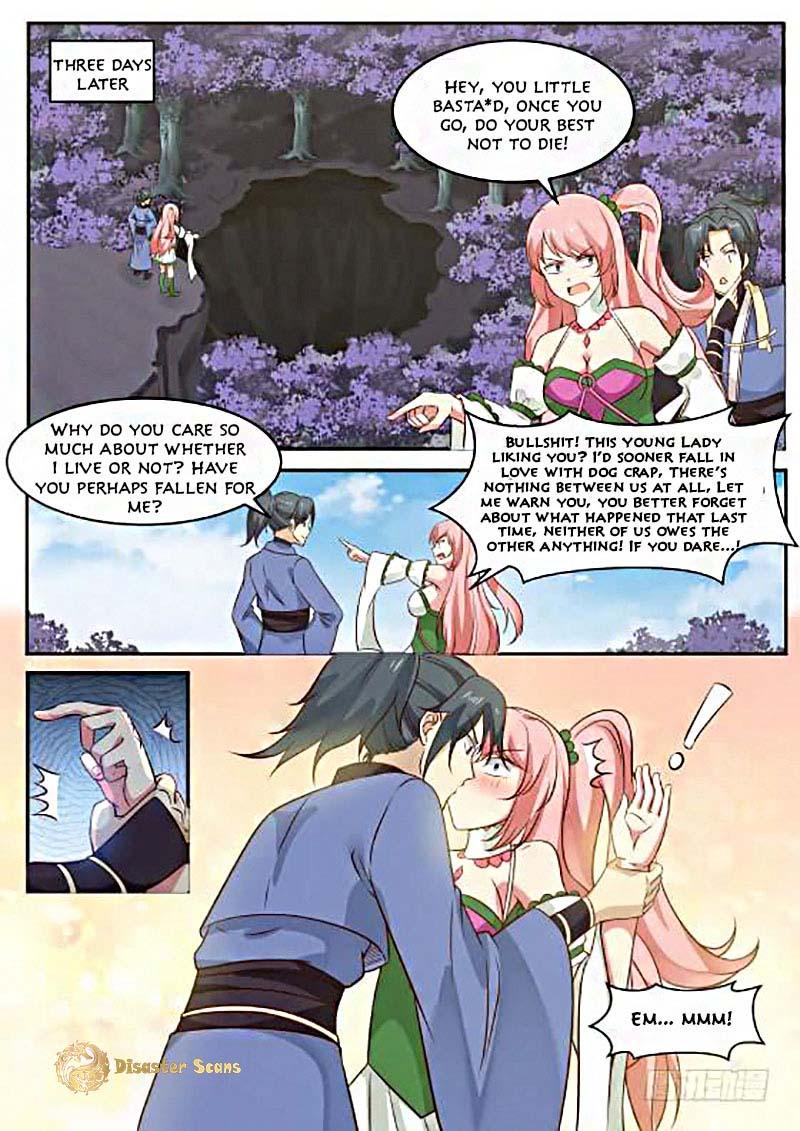 Martial Peak - chapter 262-eng-li
