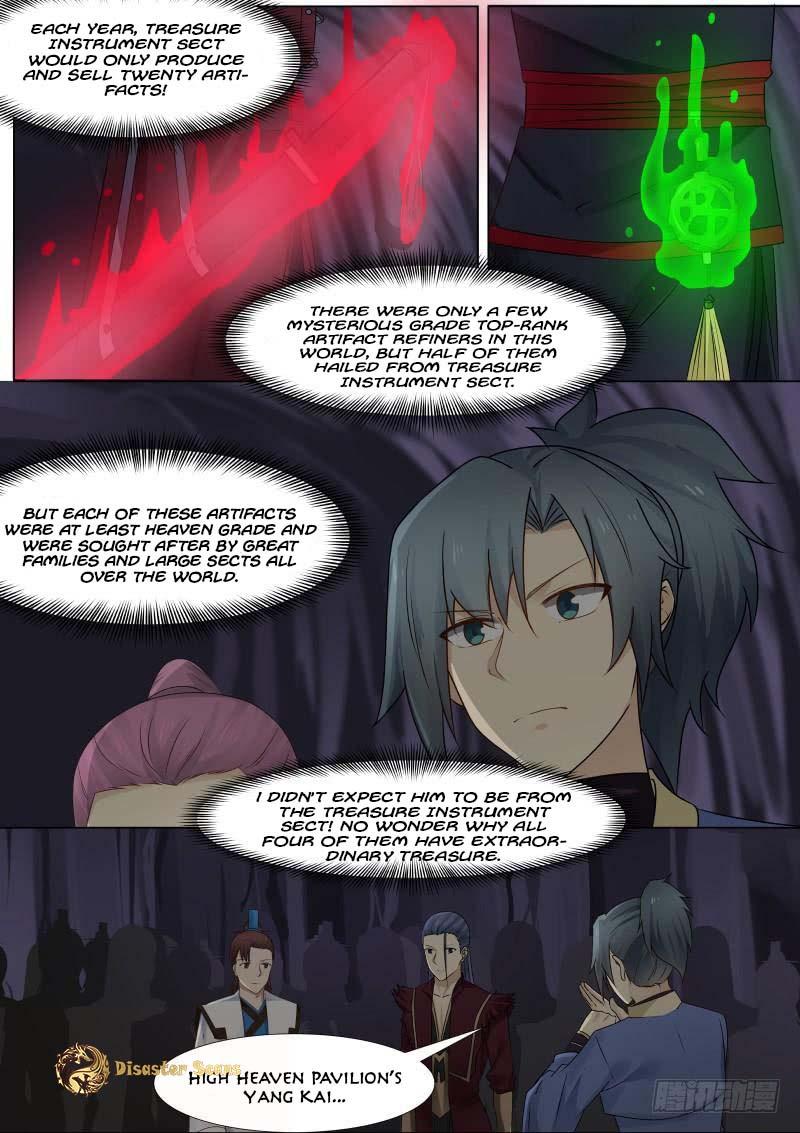 Martial Peak - chapter 266-eng-li