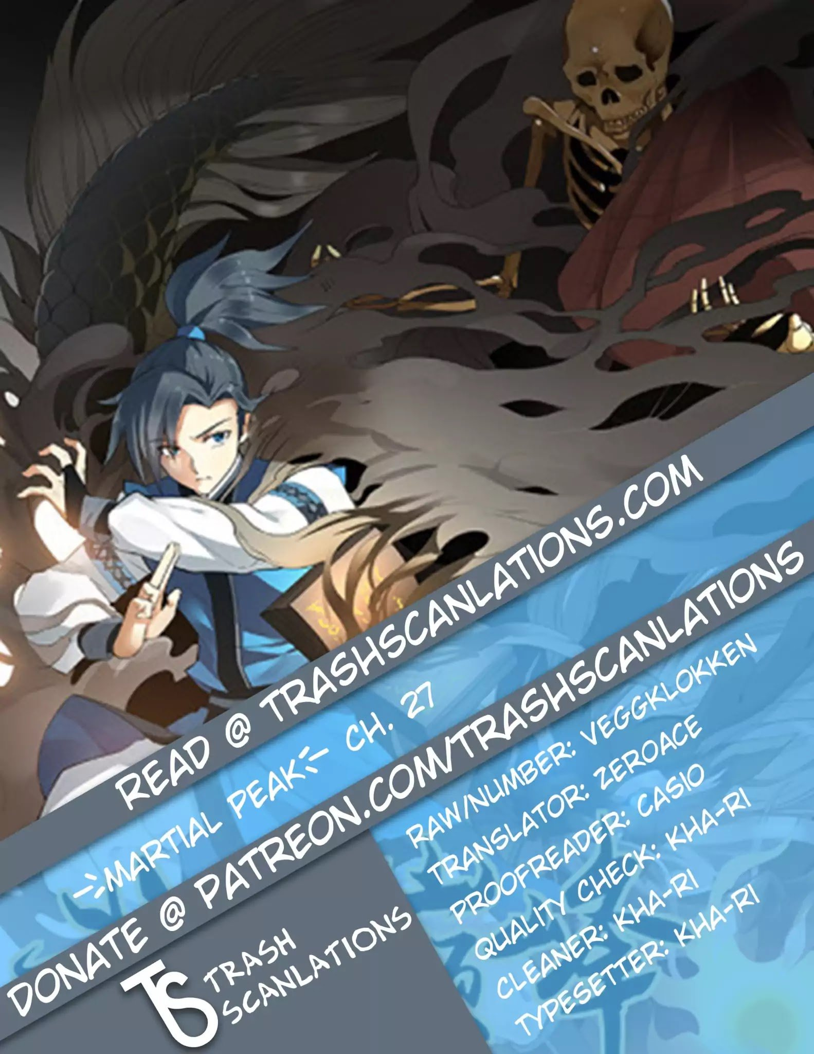 Martial Peak - chapter 27-eng-li