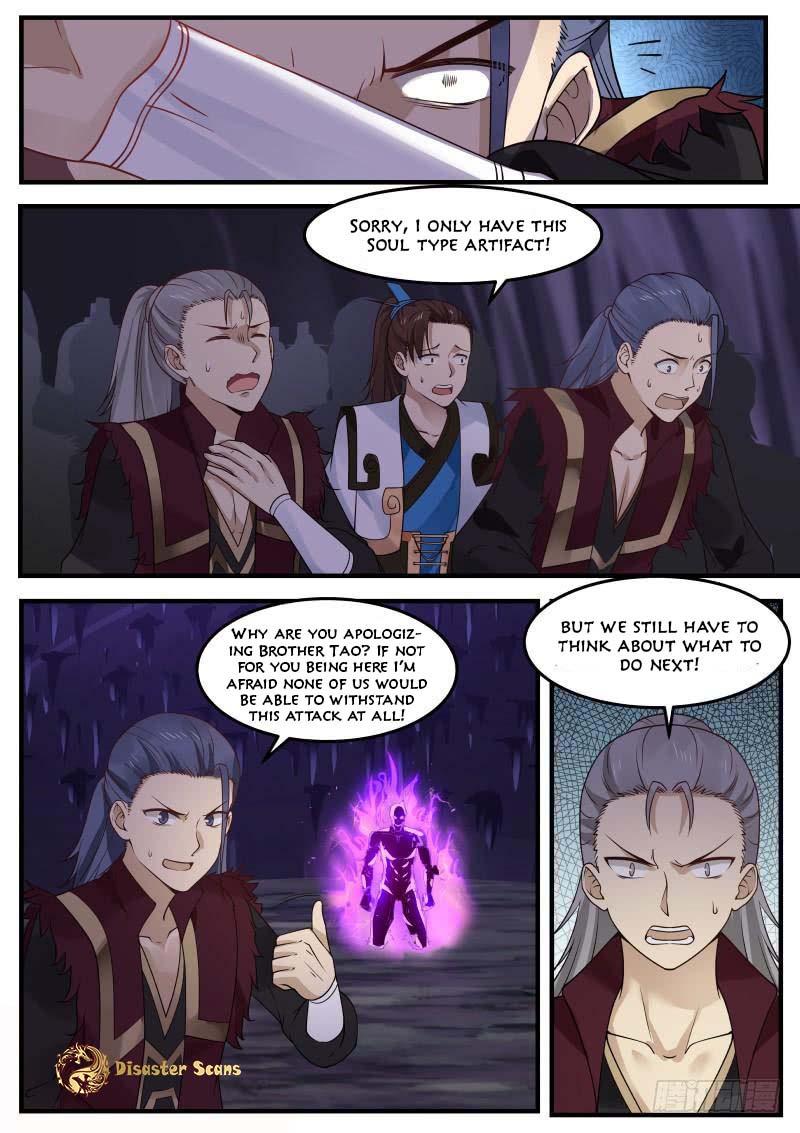 Martial Peak - chapter 271-eng-li