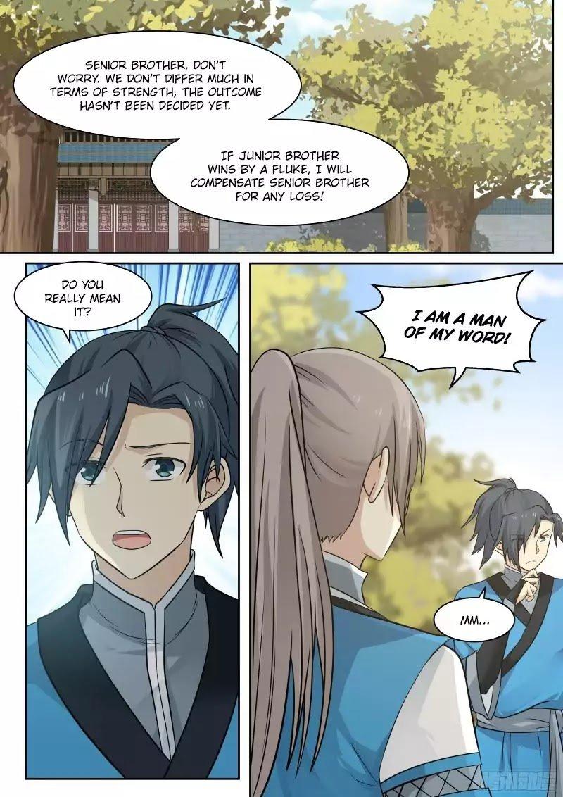 Martial Peak - chapter 28-eng-li