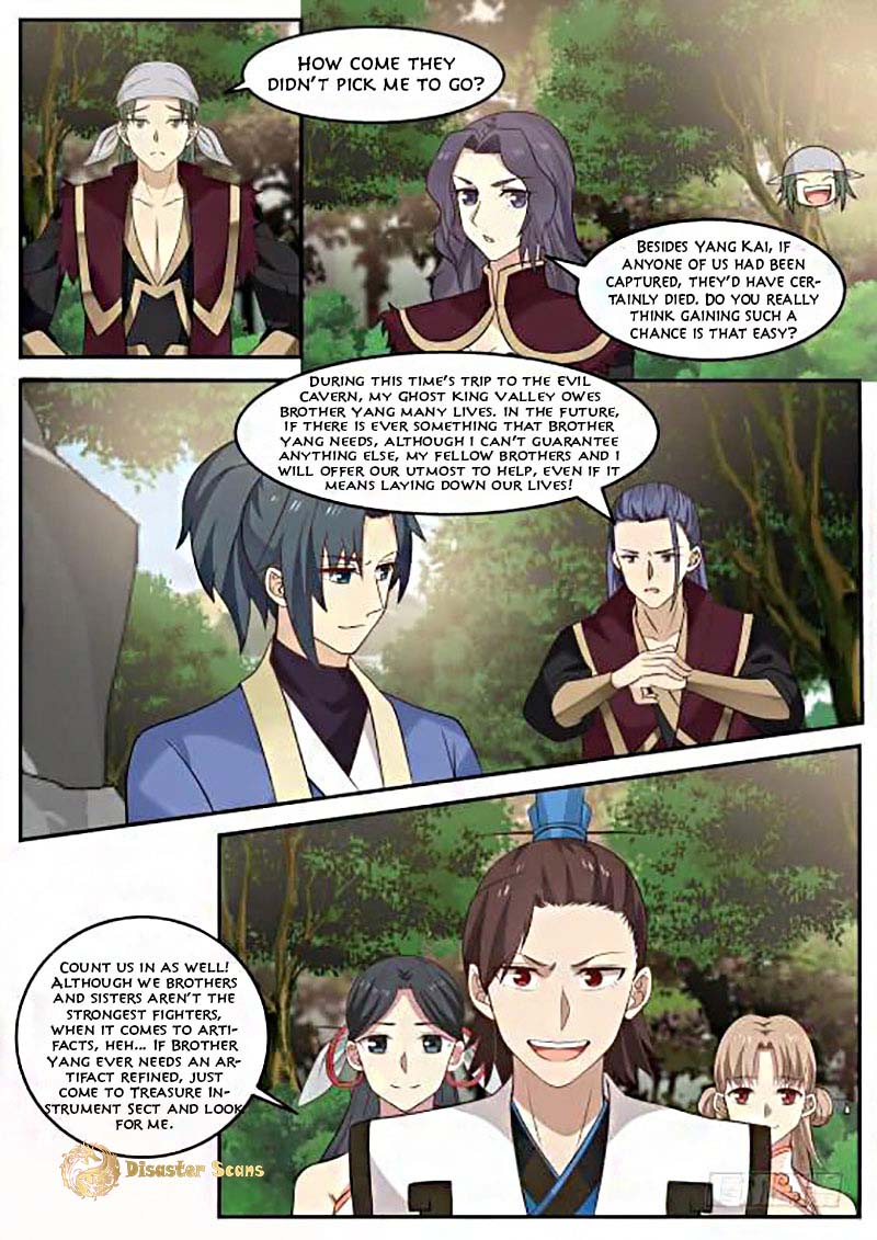 Martial Peak - chapter 282-eng-li