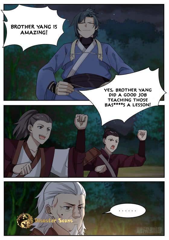 Martial Peak - chapter 288-eng-li