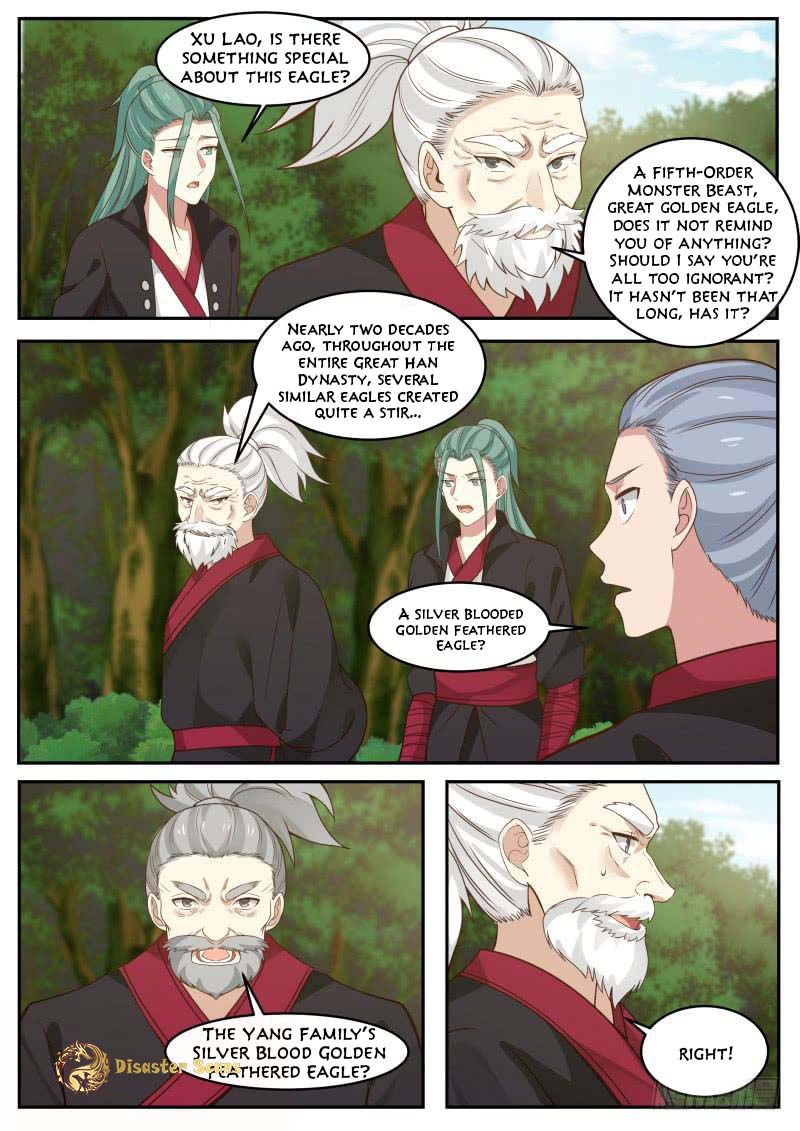 Martial Peak - chapter 297-eng-li