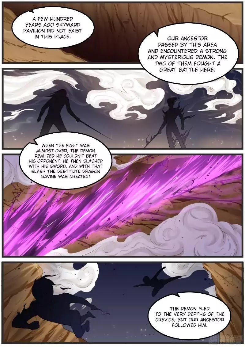 Martial Peak - chapter 30-eng-li