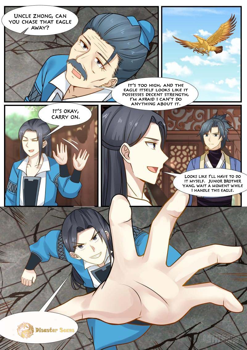 Martial Peak - chapter 302-eng-li