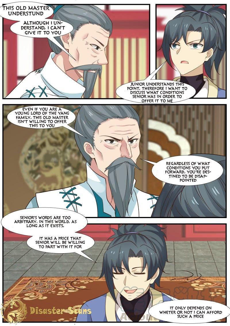 Martial Peak - chapter 313-eng-li
