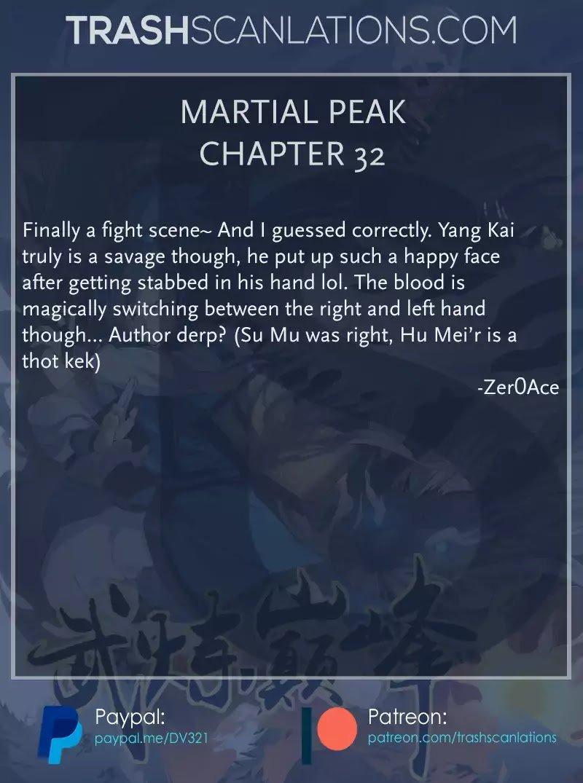 Martial Peak - chapter 32-eng-li