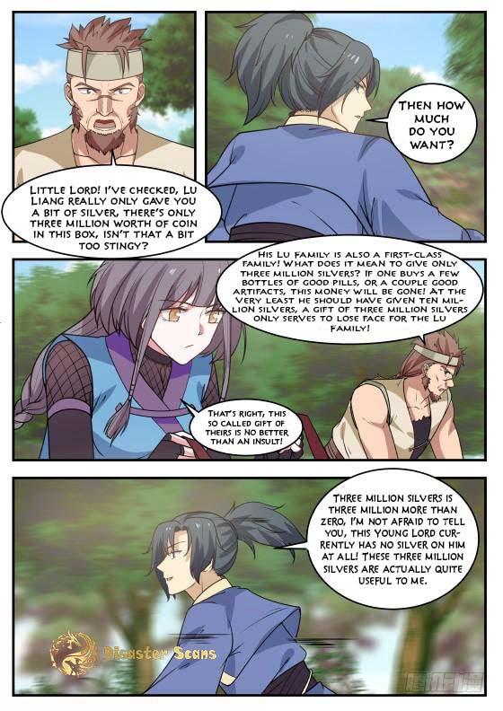 Martial Peak - chapter 320-eng-li