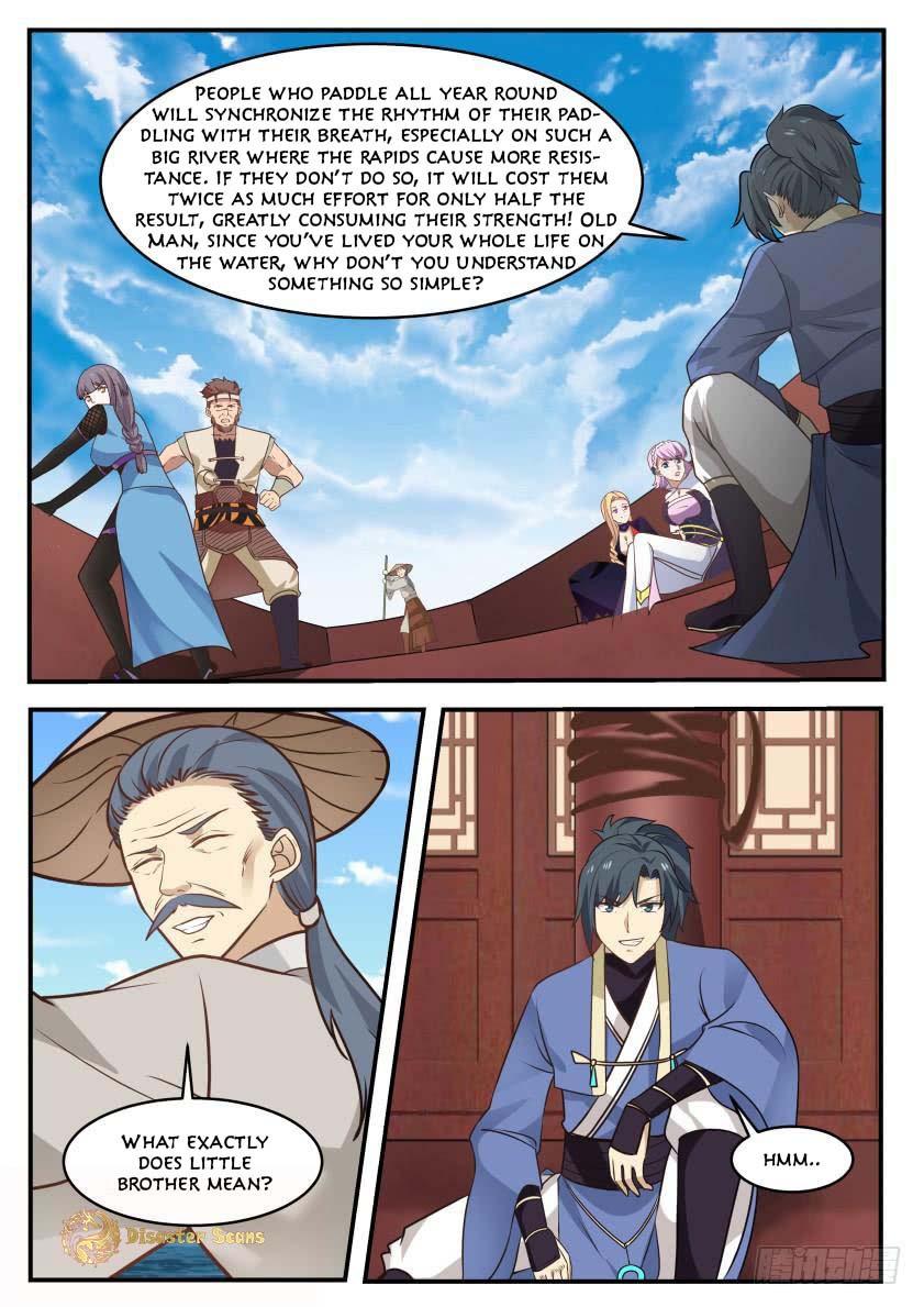 Martial Peak - chapter 321-eng-li