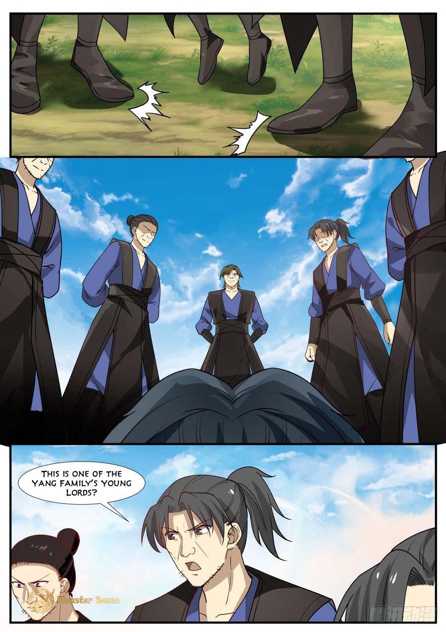 Martial Peak - chapter 322-eng-li