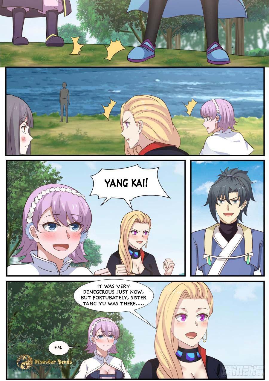 Martial Peak - chapter 325-eng-li