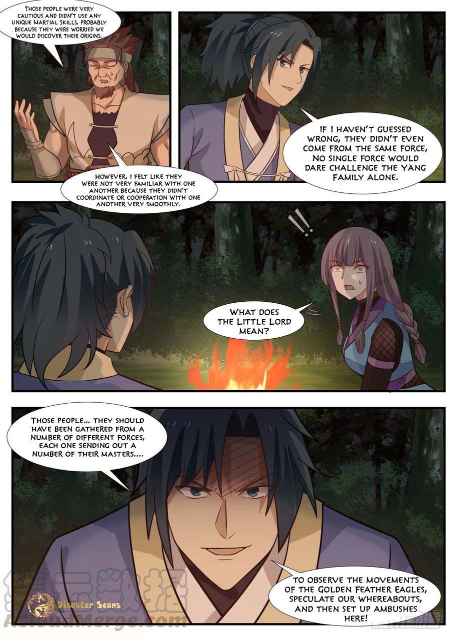 Martial Peak - chapter 326-eng-li