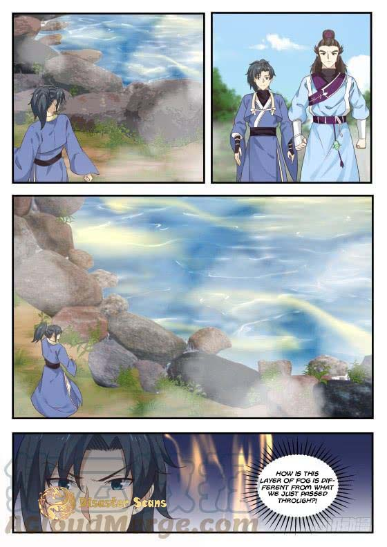 Martial Peak - chapter 332-eng-li