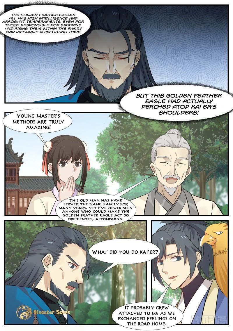 Martial Peak - chapter 337-eng-li