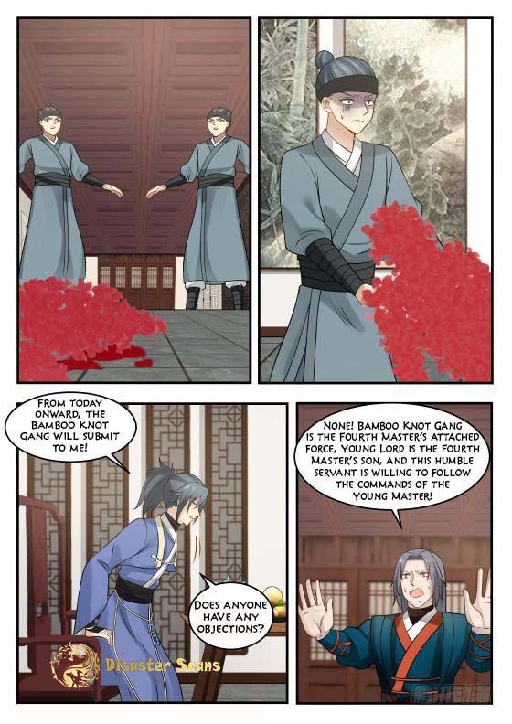 Martial Peak - chapter 340-eng-li