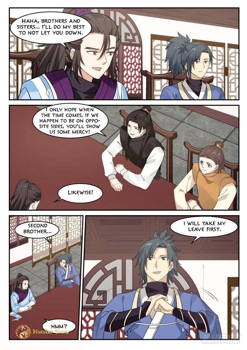 Martial Peak - chapter 342-eng-li