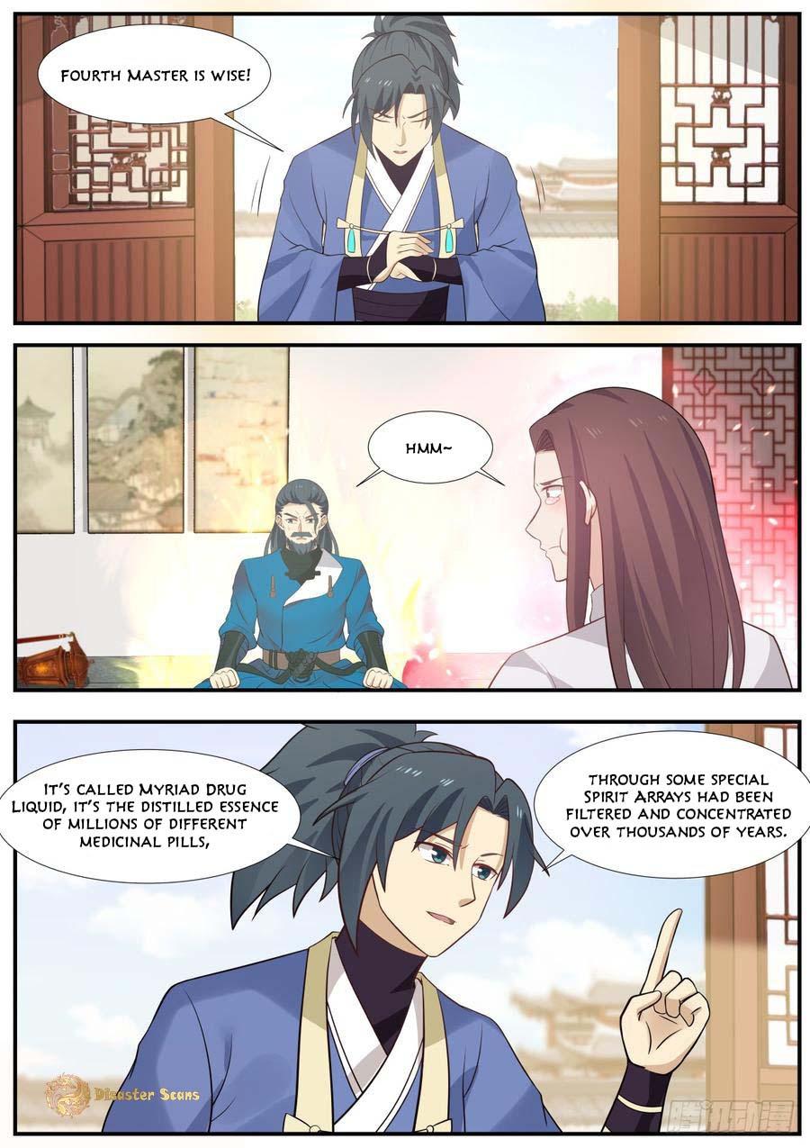 Martial Peak - chapter 343-eng-li