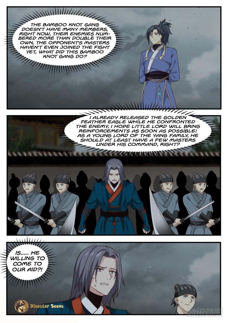 Martial Peak - chapter 345-eng-li