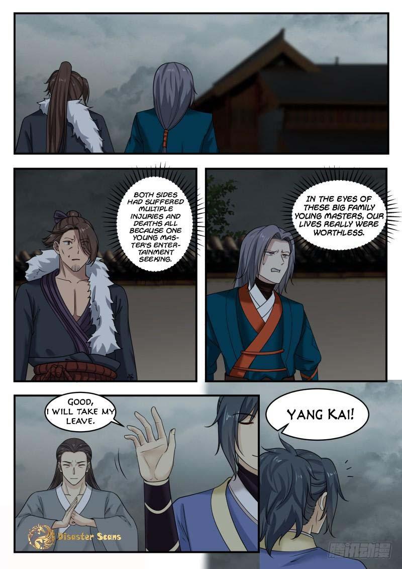 Martial Peak - chapter 346-eng-li