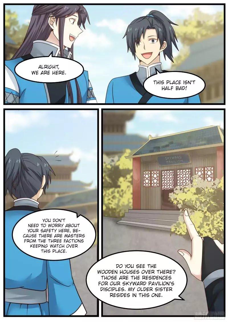Martial Peak - chapter 35-eng-li
