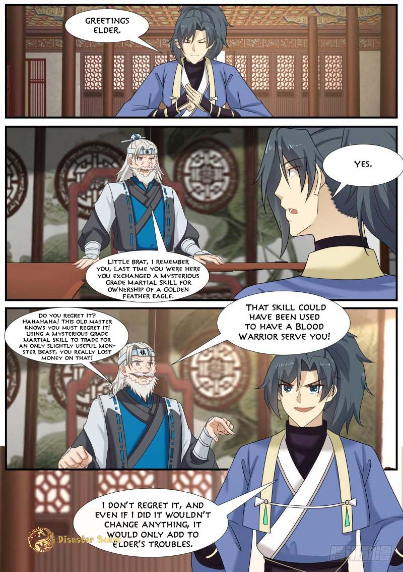 Martial Peak - chapter 352-eng-li