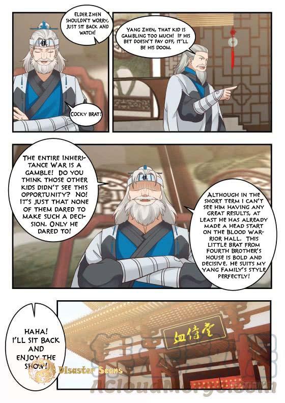 Martial Peak - chapter 354-eng-li