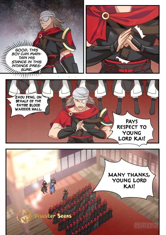 Martial Peak - chapter 355-eng-li
