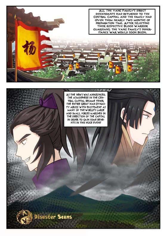 Martial Peak - chapter 356-eng-li