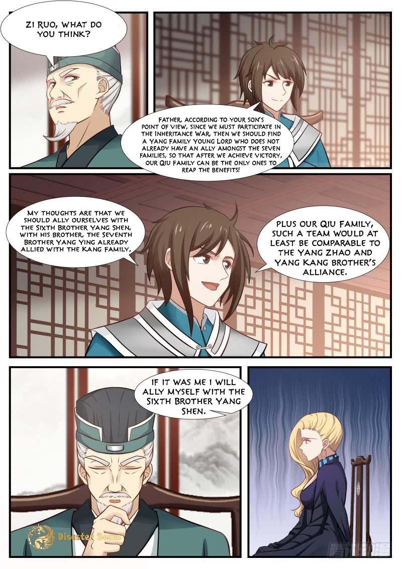 Martial Peak - chapter 357-eng-li