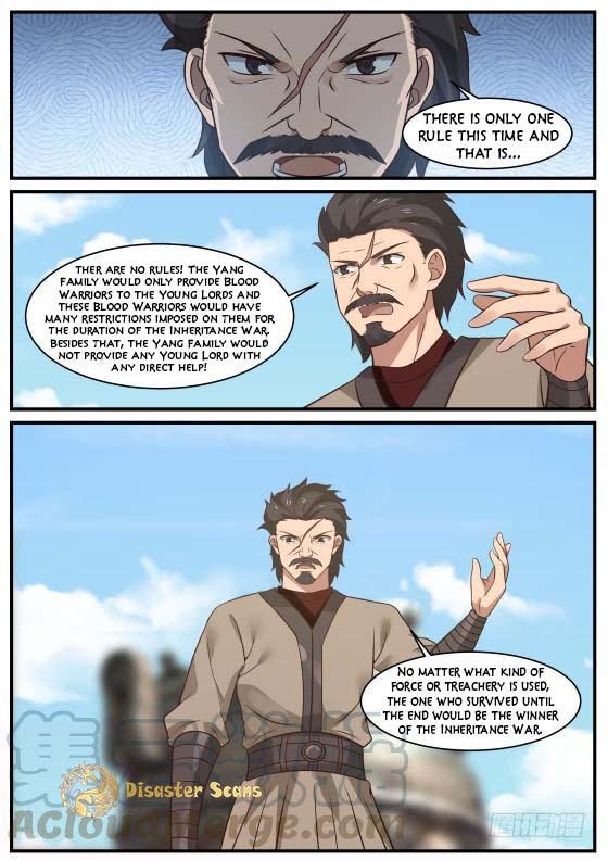 Martial Peak - chapter 359-eng-li