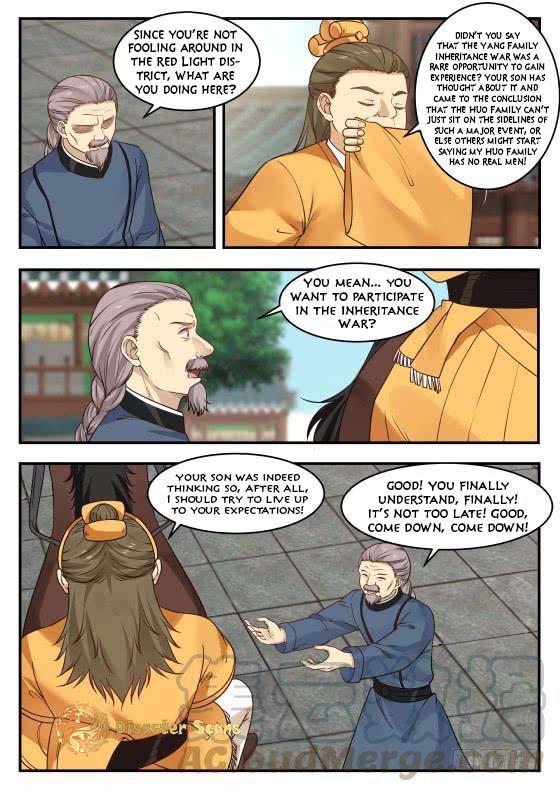 Martial Peak - chapter 361-eng-li
