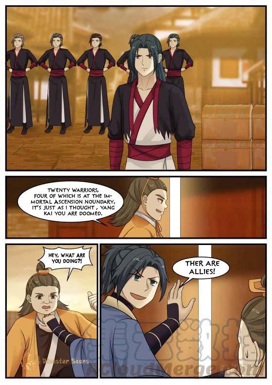 Martial Peak - chapter 366-eng-li