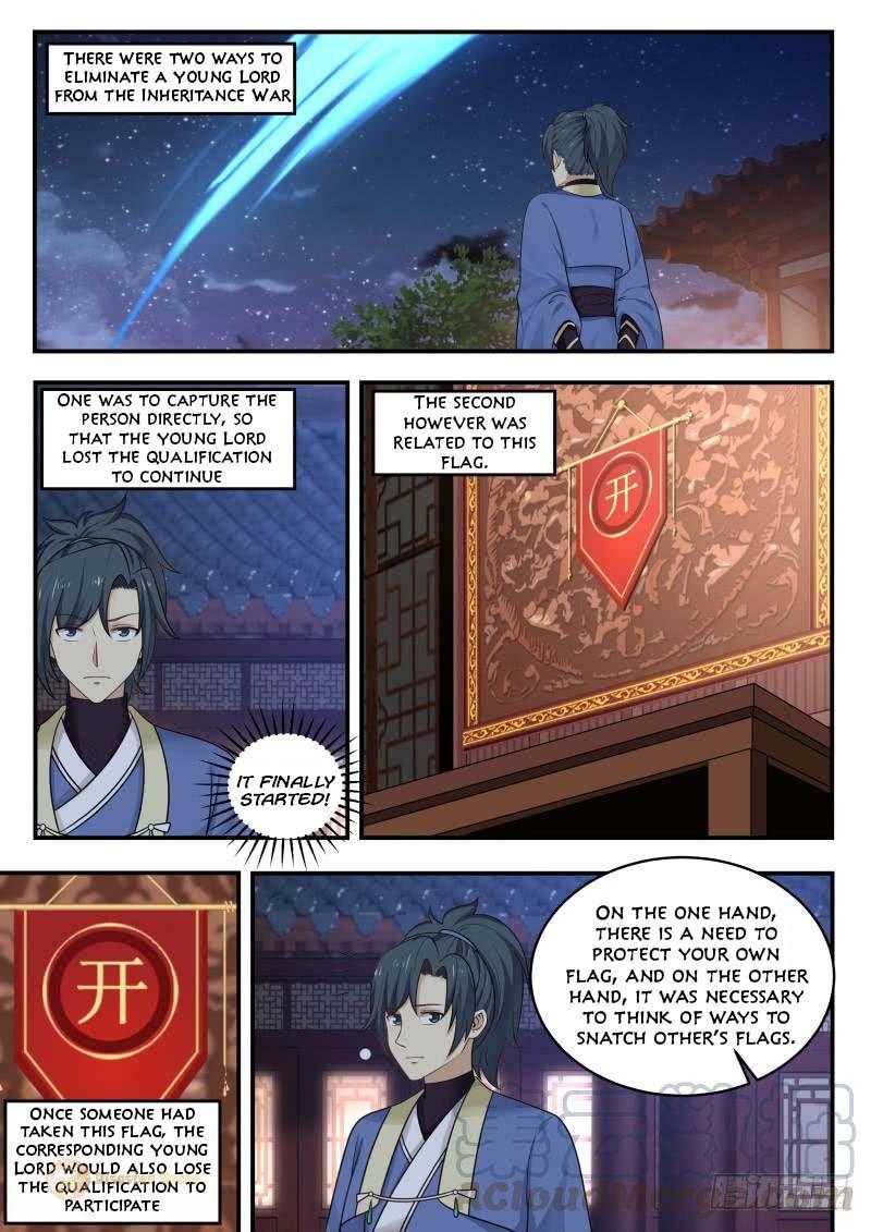 Martial Peak - chapter 369-eng-li