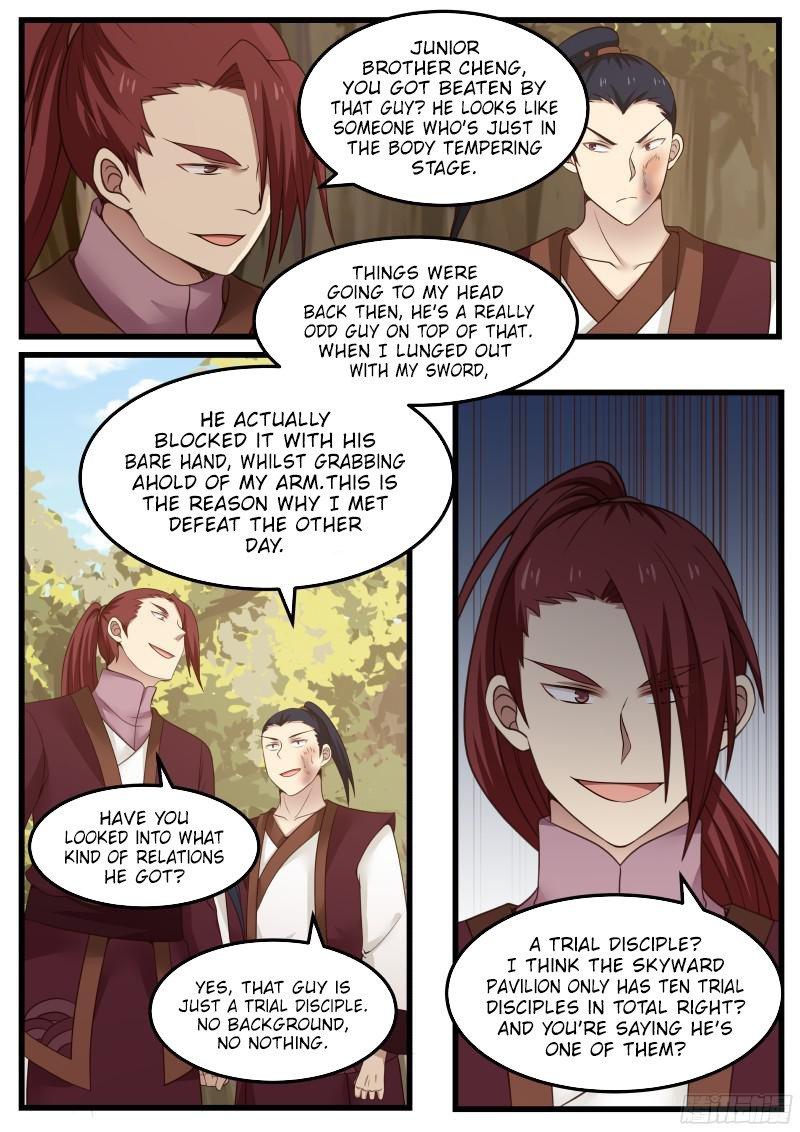 Martial Peak - chapter 37-eng-li